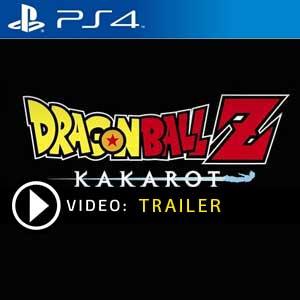 Koop Dragon Ball Z Kakarot PS4 Goedkoop Vergelijk de Prijzen