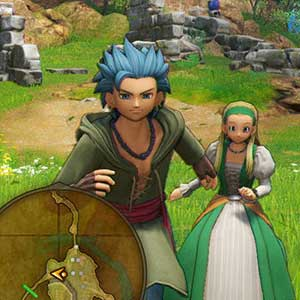 DRAGON QUEST 11 S Echoes of an Elusive Age Heliodor-gebied