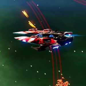 Drone Swarm Gameplay Aanval