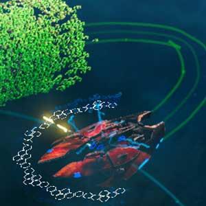Drone Swarm Muur