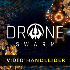 Drone Swarm Aanhangwagenvideo