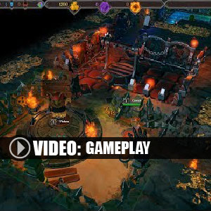 Dungeons 3 Gameplay Video