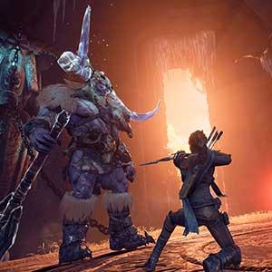 Dungeons & Dragons Dark Alliance IJsreus