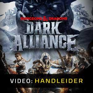 Dungeons & Dragons Dark Alliance Video-opname
