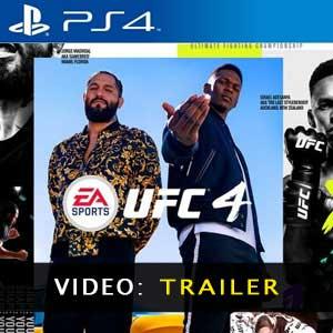 Koop UFC 4 PS4 Goedkoop Vergelijk de Prijzen