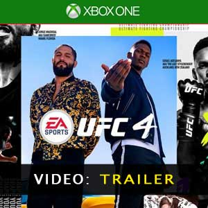 Koop UFC 4 Xbox One Goedkoop Vergelijk de Prijzen