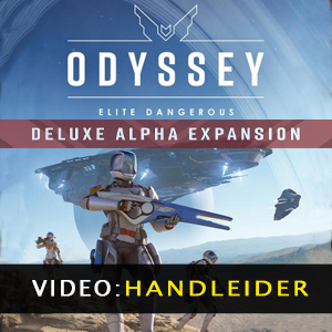 Elite Dangerous Odyssey Deluxe Alpha Expansion Video Trailer