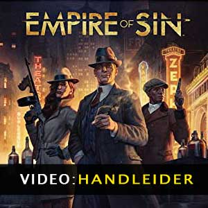 Empire of Sin-trailer video