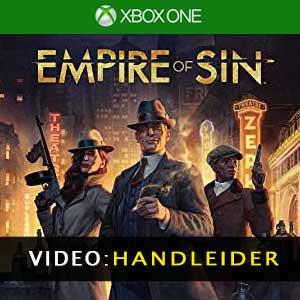 Empire of Sin-trailer video
