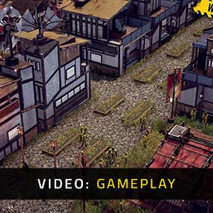 Endzone A World Apart Prosperity Gameplay Video