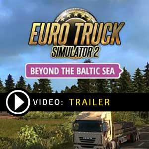 Koop Euro Truck Simulator 2 Beyond the Baltic Sea CD Key Goedkoop Vergelijk de Prijzen