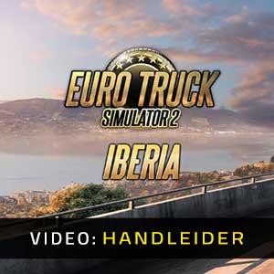 Euro Truck Simulator 2 Iberia Trailer Video
