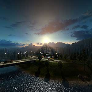 Euro Truck Simulator 2 - Player HUD