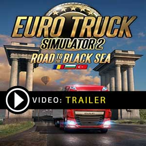 Koop Euro Truck Simulator 2 Road to the Black Sea CD Key Goedkoop Vergelijk de Prijzen