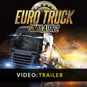 Koop Euro Truck Simulator 2 CD Key Compare Prices