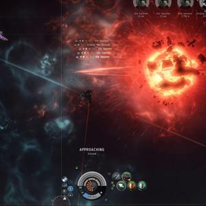 Eve Online Explosie