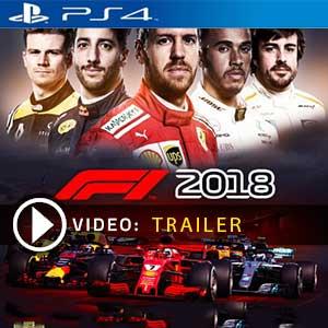 Koop F1 2018 PS4 Goedkoop Vergelijk de Prijzen
