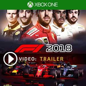 Koop F1 2018 Xbox One Goedkoop Vergelijk de Prijzen