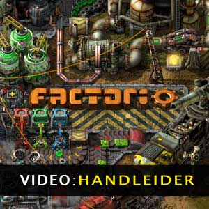 Factorio Videotrailer