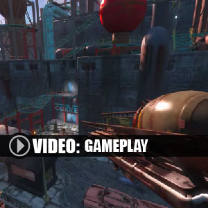 Fallout 4 VR Gameplay Video
