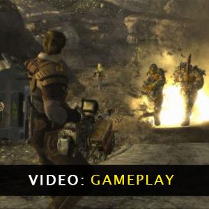 Fallout New Vegas Gameplay Video