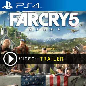 Koop Far Cry 5 PS4 Code Compare Prices