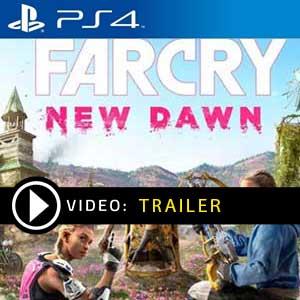 Koop Far Cry New Dawn PS4 Goedkoop Vergelijk de Prijzen