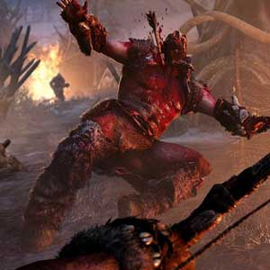 Far Cry Primal The trapped elder