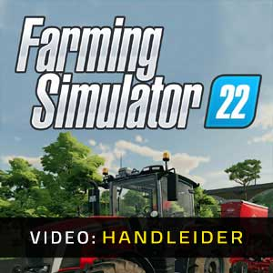 Farming Simulator 22 Video-opname