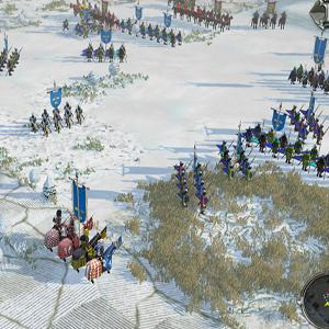 Field of Glory 2 Medieval Besneeuwde velden