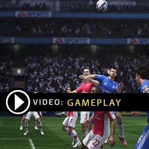 FIFA 11 Gameplay Video