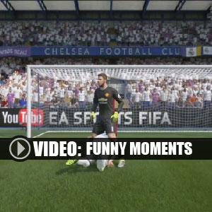 FIFA 17 Grappige momenten