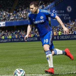 FIFA Speler Detail