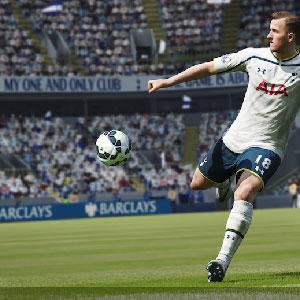 FIFA 17 Speler bal hanteren