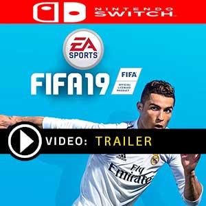 Koop FIFA 19 Nintendo Switch Goedkope Prijsvergelijke