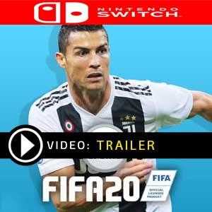 Koop FIFA 20 Nintendo Switch Goedkope Prijsvergelijke