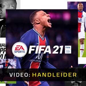 Koop FIFA 21 CD Key Goedkoop Vergelijk de Prijzen