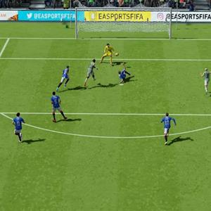 FIFA 21 Voetbalveld