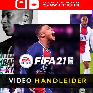 FIFA 21 Aanhangwagenvideo