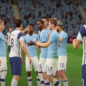 FIFA 21 Vlagceremonie