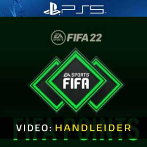 FIFA 22 FUT Points PS5 Video-opname