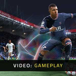 FIFA 22 FUT Points Gameplay Video