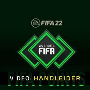 FIFA 22 FUT Points Video-opname
