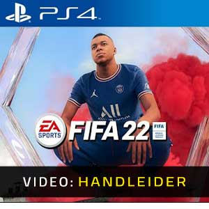 FIFA 22 PS4 Video-opname