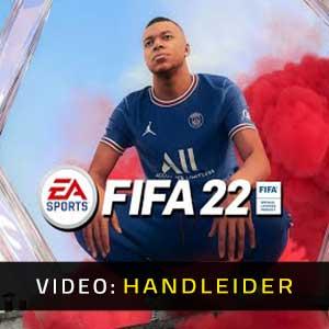 FIFA 22 Video-opname