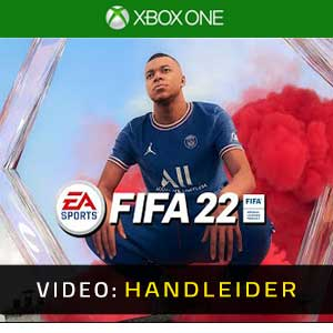 FIFA 22 Xbox One Video-opname