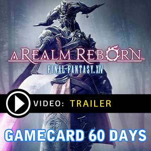 Koop Final Fantasy 14 60 Dagen GameCard Code Compare Prices
