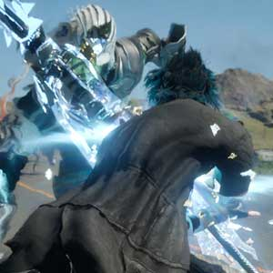 Final Fantasy 15 Xbox One Vechten