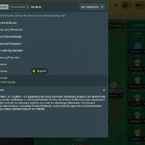 Football Manager Tactics Analysis