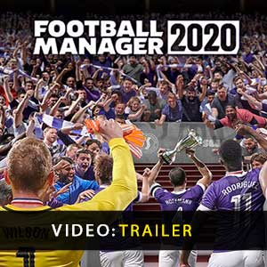 Football Manager 2020 Aanhangwagenvideo